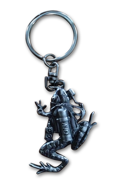 Key Chain - Scuba Frog [KC0001SF]